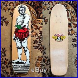 Vintage NOS Powell Peralta Cameron Martin Freestyle Skateboard Deck