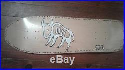 Vintage NOS Powell Peralta Steve Saiz skateboard deck New in shrink