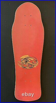 Vintage NOS Tony Hawk 1987 Powell Peralta Skateboard Deck Dragon Top