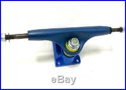 Vintage NOS Tracker Sixtrack Ultralights BLUE 9 Skateboard Trucks NEW Powell
