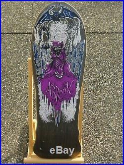 Vintage NOS Zorlac Abrook Skateboard Alva Vision Santa Cruz Powell Peralta Sims
