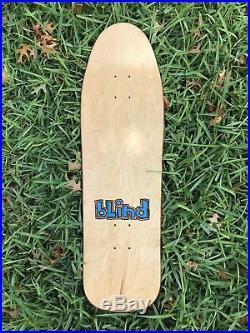 Vintage NOS blind Skateboard Danny Way Nuke Baby Plan B World Industries Rare
