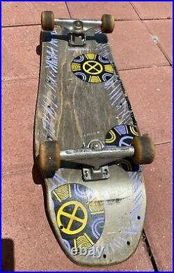 Vintage OG 1988 Powell Peralta TONY HAWK MEDALLION skateboard