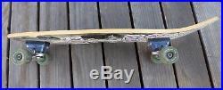 Vintage OG Dog Town Skates Stone Fish Skateboard Deck Tracker Powell Peralta