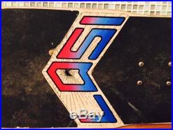 Vintage Old School Losi Variflex Skateboard Tracker Trucks Street Rage Wheels