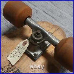 Vintage Original 1978 Dogtown PC Tail Tap Skateboard Skate Complete Rare Zboys
