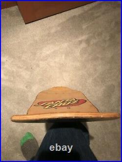 Vintage, Original 1987 Santa Cruz Rob Roskopp Street Face 2 Deck Powell Peralta
