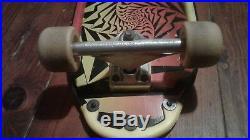 Vintage Original 1988 VISION Mark GATOR Rogowski Complete Skateboard