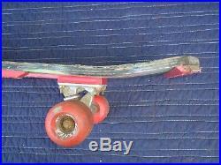 Vintage Original Alva Mondo Beck Skateboard