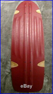 Vintage Original Dogtown Airbeam Skateboard NOS