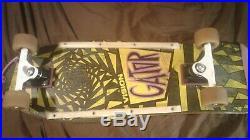 Vintage Original VISION Mark GATOR Rogowski complete skateboard
