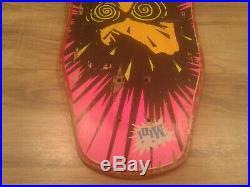 Vintage Original VISION Psycho Stick Mini Skateboard Deck Great condition