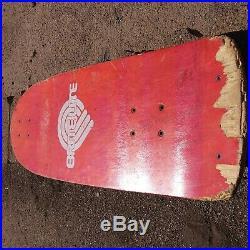 Vintage Powell Peralta Brite Lite Ray Bones Rodriguez deck skateboard NO RESERVE