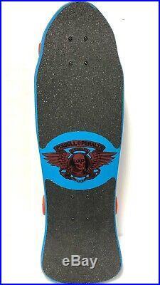 Vintage Powell Peralta Caballero Dragon & Bats Skateboard NEVER USED +1978 Bones