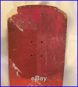 Vintage Powell Peralta Ray Bones Rodriguez Skate Deck. 10 x 30