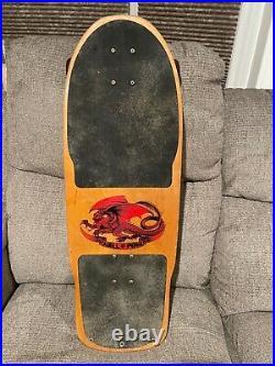 Vintage Powell Peralta Steve Caballero Skateboard