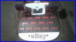 Vintage Powell Peralta Steve Caballero XT complete skateboard with YoYo wheels