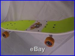 Vintage Powell Peralta Tony Hawk Bird Claw Skateboard GBones Wheels RARE