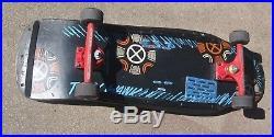 Vintage Powell Peralta Tony Hawk Medallions Skateboard Tracker Rat Bones 1990