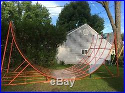Vintage Rad Ramp skateboard half pipe. Pepsi ramp 1978. Hobie Powell G&S Z