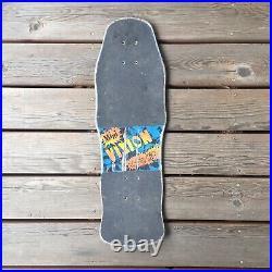 Vintage Rare Og 1987 Vision Psycho Stick Mini Skateboard Deck