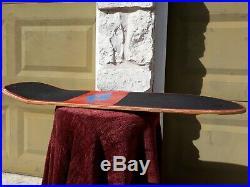 Vintage SIMS Lester Kasai Rookie Rare Skateboard Deck USA Neptune Tracker Old