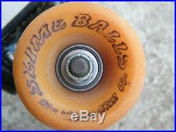 Vintage Santa Cruz Rob Roskopp 3 Target Complete Skateboard Venture Slime Balls