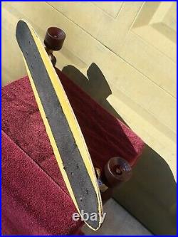 Vintage Santa Cruz Skateboard Fiberflex 1st Gen Sims Powell Acs Complete 70's
