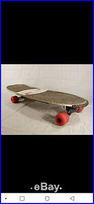 Vintage Santa Cruz Steve Olson Skateboard