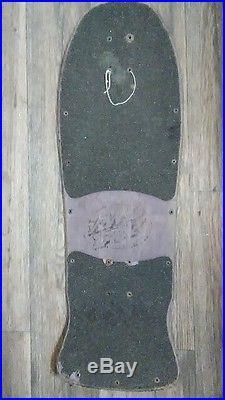 Vintage Santa Cruz skateboard Rob Roskopp target 5