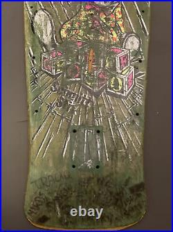 Vintage Schmitt Stix Jeff Grosso Ragdoll/Blocks skateboard