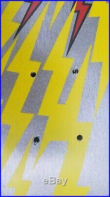 Vintage Schmitt Stix Ripsaw Mini skateboard deck nos