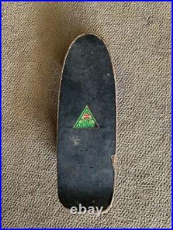 Vintage Sims Toft Design Old School Skate Board