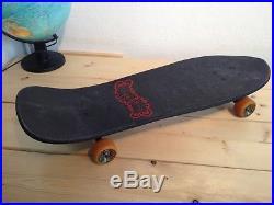 Vintage Skateboard 1989 Santa Cruz Dressen Tracker sixtrack Powell Peralta Natas
