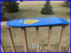 Vintage Skateboard NOS Sims Brad Bowman Superman Original 70s old school