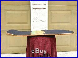 Vintage Skateboard Vision Ken Park Mini'89 USA Gator Neptune Action Sports OG