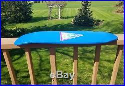 Vintage Skateboard deck NOS Toft Design Lonnie Toft blem 1985 old school