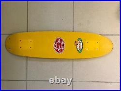 Vintage Skateboard deck only rare Road Rider Sims Logan