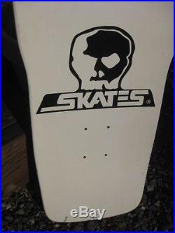 Vintage Skates Skeletal 2 Skateboard Deck