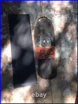 Vintage Steve Caballero Bonite Powell Peralta Skateboard