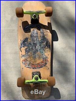 Vintage Steve Caballero Powell Peralta Skateboard Complete Old School. OJII