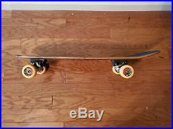 Vintage Steve Caballero Skateboard Complete Deck Powell Peralta NOS Vision Gulls