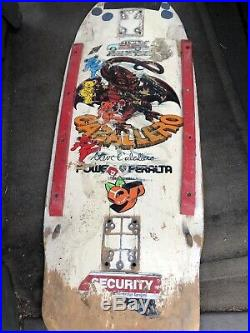 Vintage Steve Caballero Skateboard-Powell Peralta PIG