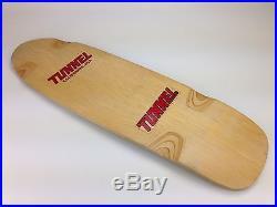 Vintage TUNNEL Skateboard Deck
