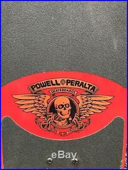 Vintage Tommy Guerrero Powell Peralta skateoard nos Santa Cruz Sims sma Bones