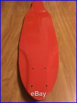 Vintage Turner Summerski Fullnose Slalom Skateboard Dogtown G&s Sims