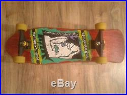 Vintage VISION John Grigley Mini 2 Complete Skateboard with Trackers & OJ II