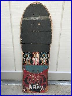 Vintage Vision Gator Skateboard Deck