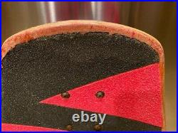 Vintage Vision Psycho Stick Skateboard 1980s Rare