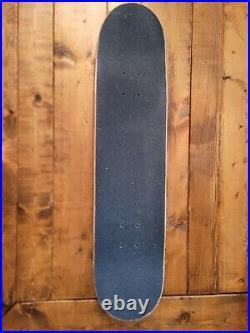 Vintage World Industries M. A. D. Skateboard Rare'99 Team Deck
